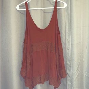 Lacy Tank from AE
